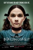 Orphan - Vietnamese Movie Poster (xs thumbnail)