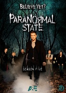 """Paranormal State"" - DVD cover (xs thumbnail)"