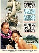 Mutiny on the Bounty - Movie Poster (xs thumbnail)