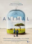 Animal - French Movie Poster (xs thumbnail)