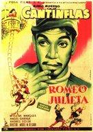 Romeo y Julieta - Movie Poster (xs thumbnail)