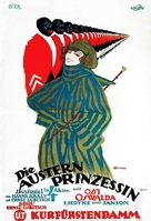 Austernprinzessin, Die - German Movie Poster (xs thumbnail)