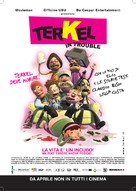Terkel In Trouble - Italian Movie Poster (xs thumbnail)