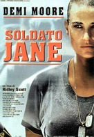 G.I. Jane - Italian Movie Poster (xs thumbnail)