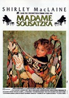 Madame Sousatzka - French Movie Poster (xs thumbnail)