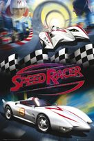 Speed Racer - Movie Poster (xs thumbnail)