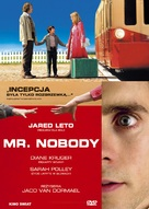 Mr. Nobody - Polish DVD cover (xs thumbnail)