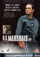 US Marshals - Dutch DVD movie cover (xs thumbnail)