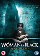 The Woman in Black: Angel of Death - British DVD movie cover (xs thumbnail)