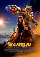Bumblebee - Serbian Movie Poster (xs thumbnail)