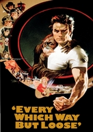Every Which Way But Loose - Movie Cover (xs thumbnail)