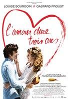 L'amour dure trois ans - Canadian Movie Poster (xs thumbnail)