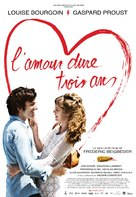 L'amour dure trois ans - Canadian Movie Poster (xs thumbnail)