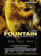 The Fountain - French Movie Poster (xs thumbnail)