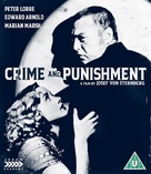 Crime and Punishment - British Movie Cover (xs thumbnail)