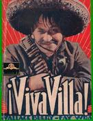 Viva Villa! - Spanish poster (xs thumbnail)