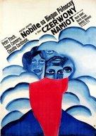 Krasnaya palatka - Polish Theatrical poster (xs thumbnail)