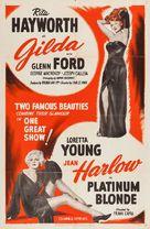 Platinum Blonde - Combo poster (xs thumbnail)