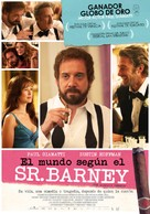 Barney's Version - Chilean Movie Poster (xs thumbnail)