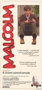 Malcolm - Australian Movie Poster (xs thumbnail)