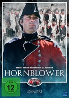 Hornblower: Loyalty - German DVD cover (xs thumbnail)