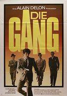 Gang, Le - German Movie Poster (xs thumbnail)