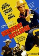Sergeant Rutledge - DVD cover (xs thumbnail)