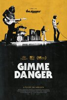 Gimme Danger - Movie Poster (xs thumbnail)