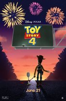 Toy Story 4 - Movie Poster (xs thumbnail)