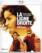 La ligne droite - French Blu-Ray cover (xs thumbnail)