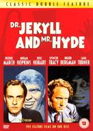 Dr. Jekyll and Mr. Hyde - British DVD movie cover (xs thumbnail)