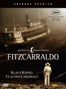 Fitzcarraldo - German DVD movie cover (xs thumbnail)