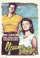 Scampolo - Spanish Movie Poster (xs thumbnail)