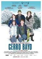 Cerro Bayo - Argentinian Movie Poster (xs thumbnail)