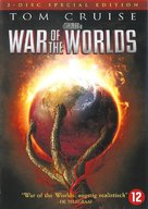 War of the Worlds - Dutch DVD movie cover (xs thumbnail)