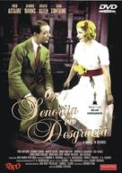 A Damsel in Distress - Spanish DVD movie cover (xs thumbnail)