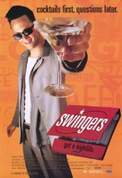 Swingers - Movie Poster (xs thumbnail)