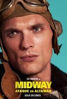 Midway - Argentinian Movie Poster (xs thumbnail)