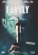 Cut - German Blu-Ray movie cover (xs thumbnail)