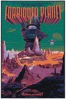 Forbidden Planet - poster (xs thumbnail)