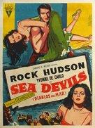Sea Devils - Cuban Movie Poster (xs thumbnail)