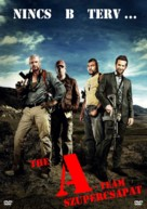 The A-Team - Hungarian Movie Cover (xs thumbnail)