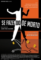 Je fais le mort - Brazilian Movie Poster (xs thumbnail)