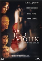 The Red Violin - DVD cover (xs thumbnail)