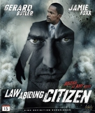 Law Abiding Citizen - Norwegian Blu-Ray cover (xs thumbnail)