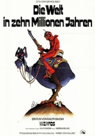 Wizards - German Movie Poster (xs thumbnail)