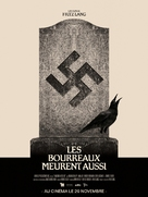 Hangmen Also Die! - French Movie Poster (xs thumbnail)