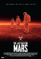 The Last Days on Mars - Canadian Movie Poster (xs thumbnail)