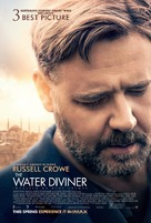 The Water Diviner - Theatrical movie poster (xs thumbnail)