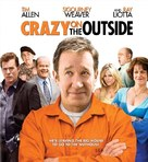 Crazy on the Outside - Blu-Ray movie cover (xs thumbnail)